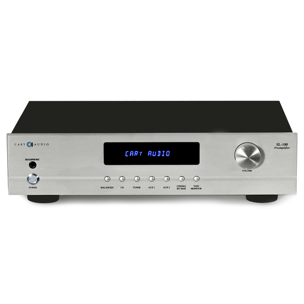 Предусилитель Cary Audio Design SL 100 Silver