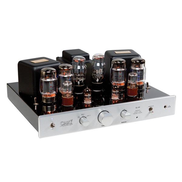 Ламповый стереоусилитель Cary Audio Design SLI 80 Silver стереоусилитель cary audio design si 300 2d black