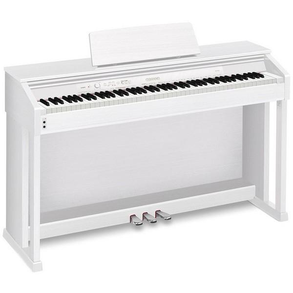 Цифровое пианино Casio Celviano AP-460WE цифровое пианино roland kf 10 kw kiyola