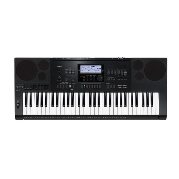 Синтезатор Casio CTK-7200 casio lk 260