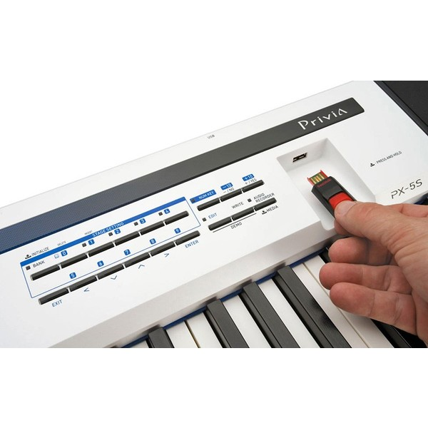 Casio Privia PX-5S, купить цифровое пианино Casio Privia PX-5S