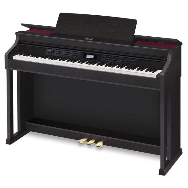 Цифровое пианино Casio Celviano AP-650BK casio cdp 130bk цифровое фортепиано black