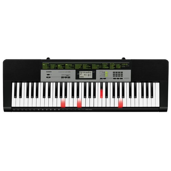 Синтезатор Casio LK-135 музыкальный инструмент детский doremi синтезатор 37 клавиш с дисплеем