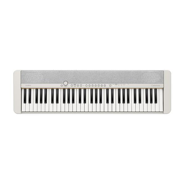 Цифровое пианино Casio Облегченное пианино tone CT-S1 White
