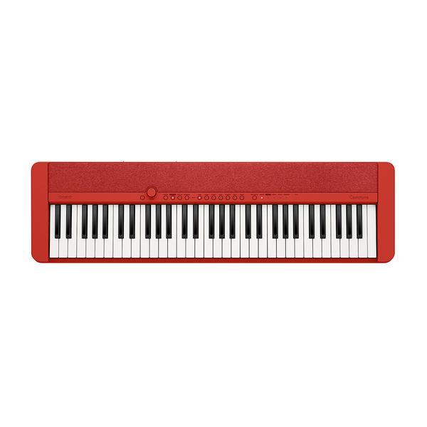 Цифровое пианино Casio Облегченное пианино tone CT-S1 Red