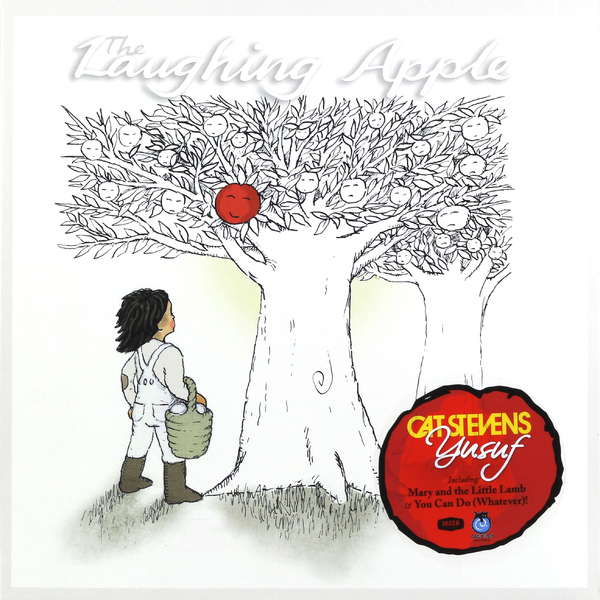 Cat Stevens Cat Stevens - Laughing Apple пенал mixline кассиопея 35 2190305186764