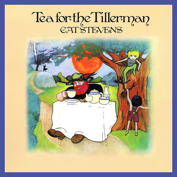 Cat Stevens Cat Stevens - Tea For The Tillerman yusuf cat stevens brisbane