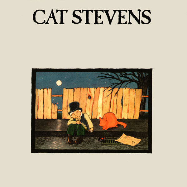 Cat Stevens Cat Stevens - Teaser And The Firecat jenny and the cat club
