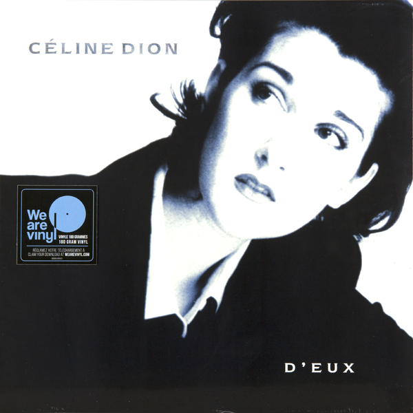 Celine Dion Celine Dion - D'eux (180 Gr) celine dion through the eyes of the world blu ray