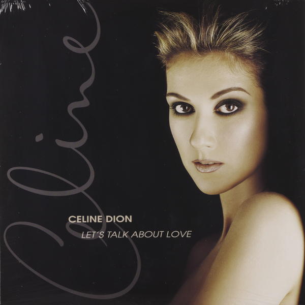 Celine Dion - Lets Talk About Love (2 LP)