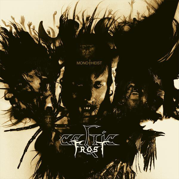 Celtic Frost Celtic Frost - Monotheist (re-issue 2016) (2 LP) celtic patterns to colour