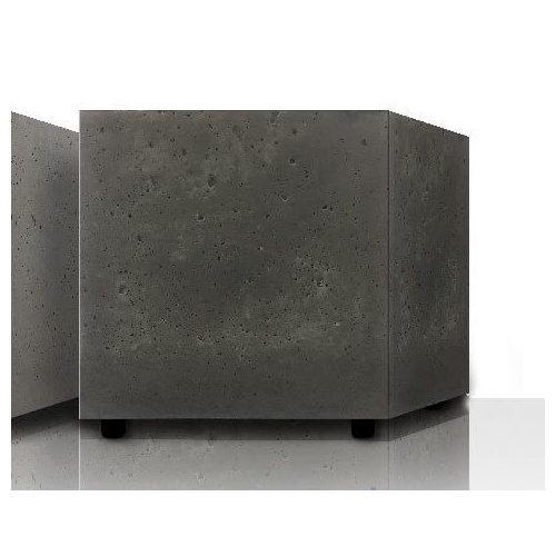 Активный сабвуфер Ceratec HB 800 Concrete Indoor Dark Grey активный сабвуфер ceratec vita iii white glass steel silver