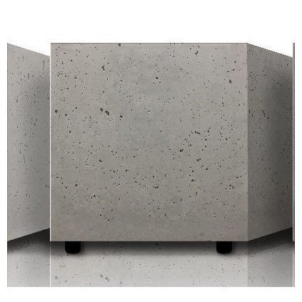 Активный сабвуфер Ceratec HB 800 Concrete Indoor Grey активный сабвуфер ceratec vita iii black glass steel silver