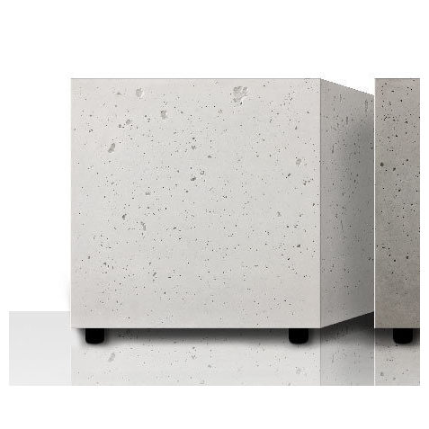 Всепогодная акустика Ceratec Всепогодный сабвуфер HB 800 Concrete Outdoor White активный сабвуфер ceratec hb 800 concrete indoor white