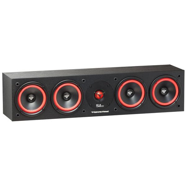 Центральный громкоговоритель Cerwin-Vega SL-45C Black акустика центрального канала paradigm prestige 45c black walnut