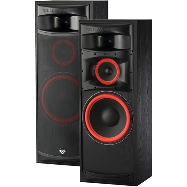 цены Напольная акустика Cerwin-Vega XLS-12 Black