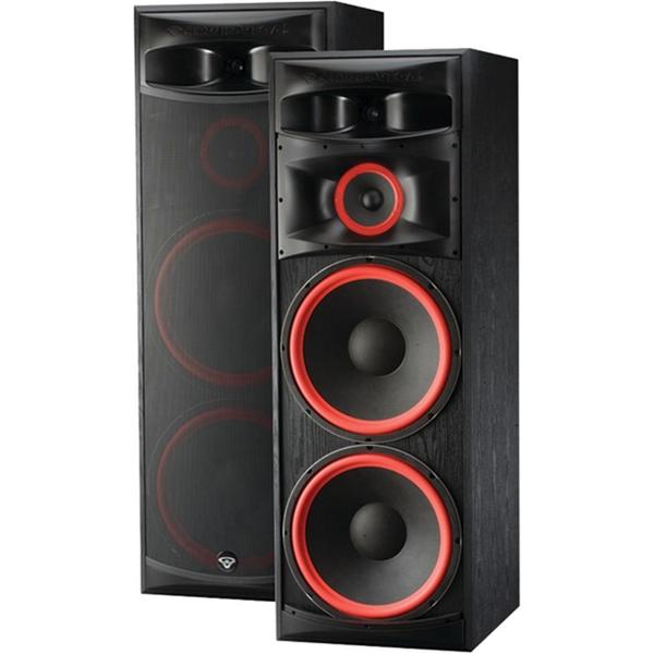 Напольная акустика Cerwin-Vega XLS-215 Black напольная акустическая система canton gle 476 black