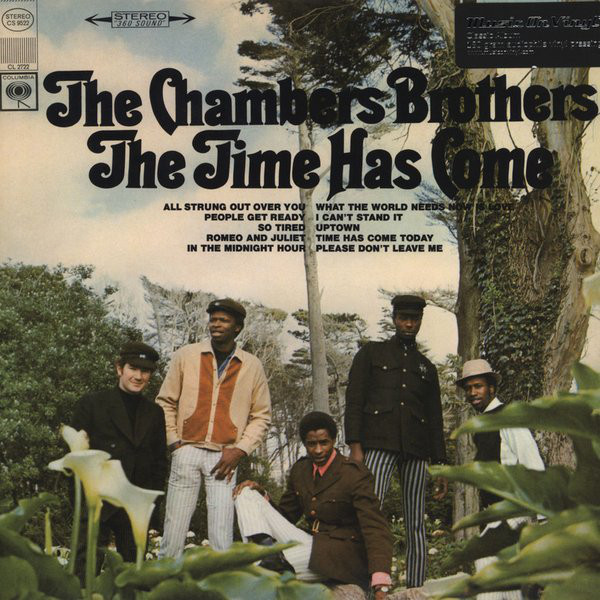 Chamber Brothers Chamber Brothers - The Time Has Come (180 Gr)