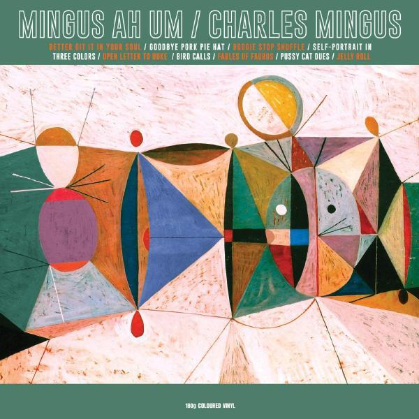 Charles Mingus - Ah Um (180 Gr, Colour)