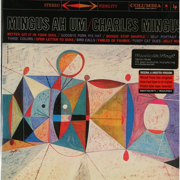 Charles Mingus Charles Mingus - Mingus Ah Um (180 Gr)
