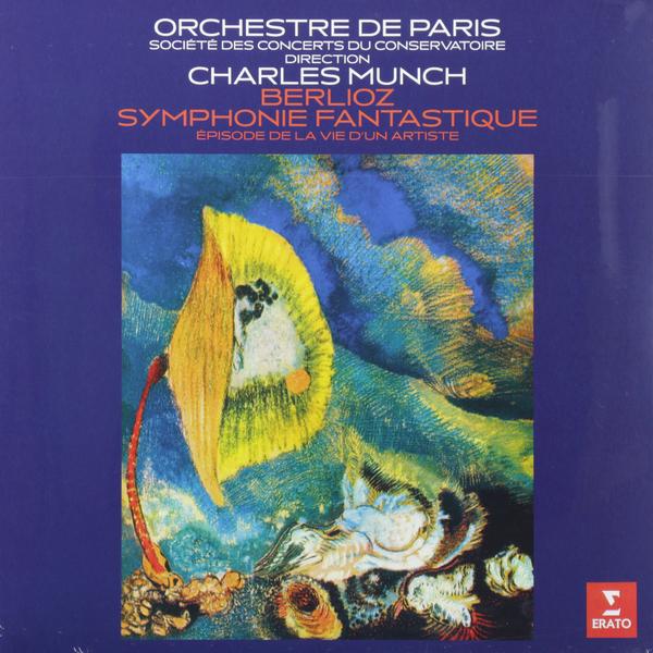 Berlioz BerliozCharles Munch - : Symphonie Fantastique