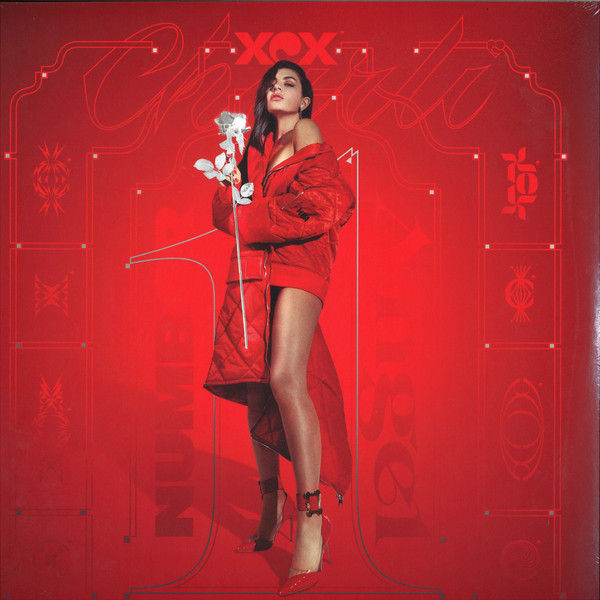 Charli Xcx Charli Xcx - Number 1 Angel / Pop 2 (2 Lp, Colour) masterfire wholesale 100% original lgdbhe41865 2500mah he4 battery 18650 3 7v power electronic batteries 20a discharge for lg