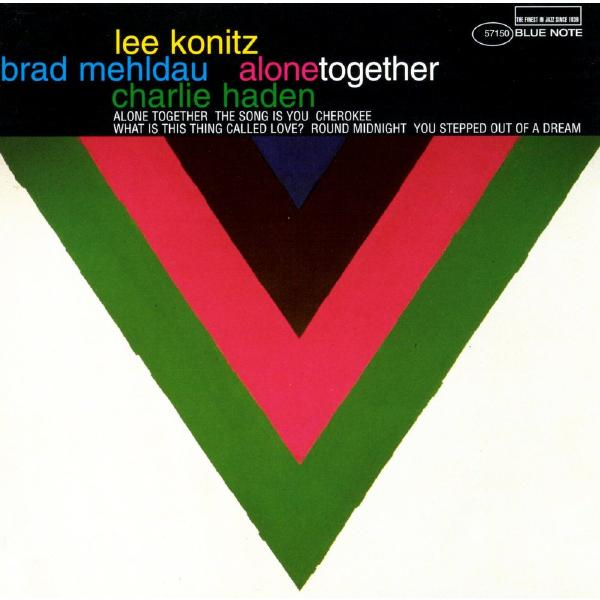 Charlie Haden; Lee Konitz - Alone Together (2 LP)
