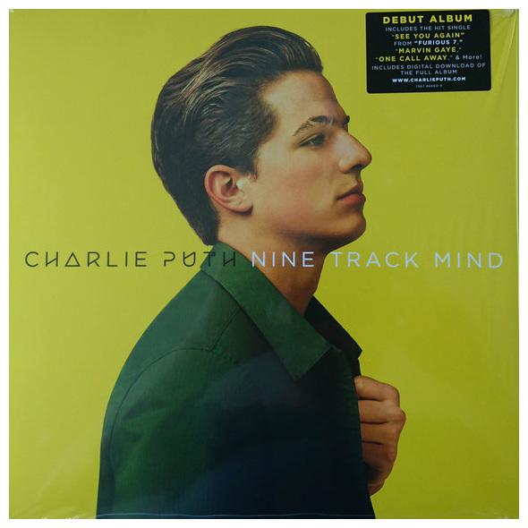 Charlie Puth Charlie Puth - Nine Track Mind виниловая пластинка charlie puth nine track mind