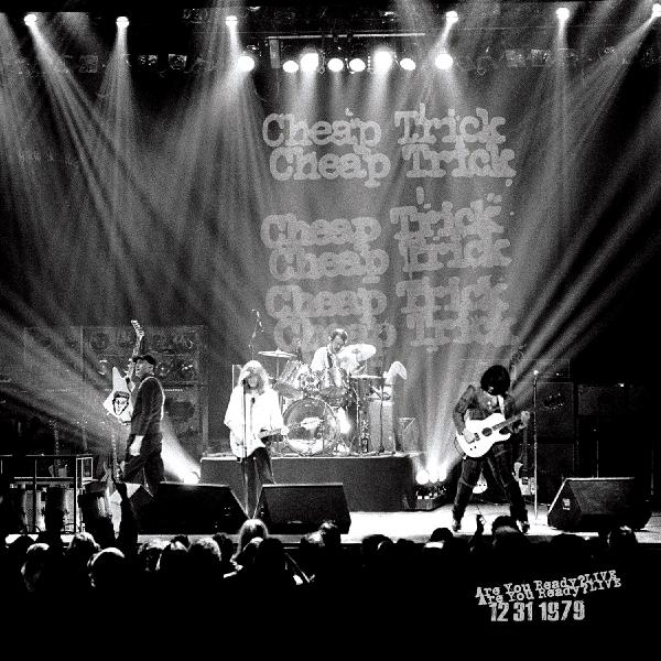 Cheap Trick - Are You Ready Or Not? Live At The Forum 12/31/79 (limited, 2 LP)