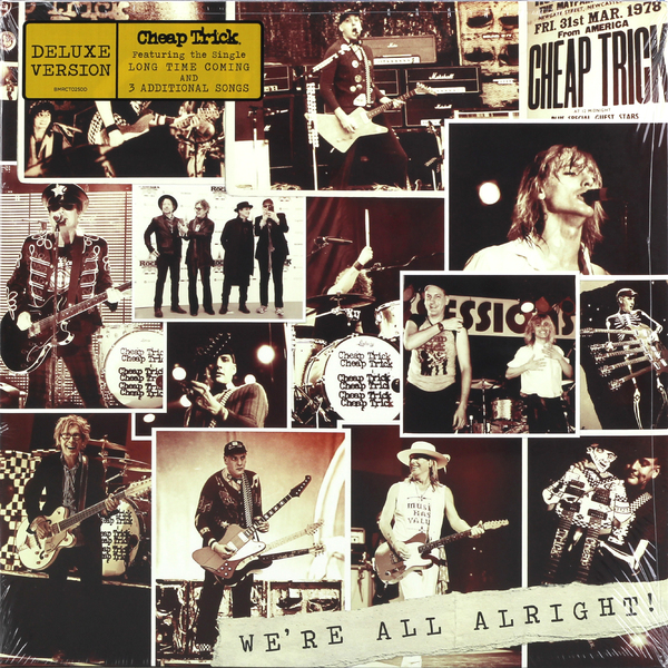 Cheap Trick - Were All Alright