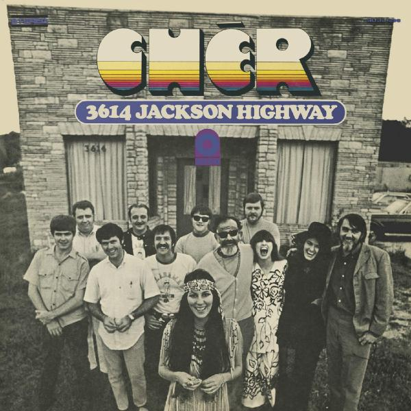 CHER - 3614 Jackson Highway (2 Lp, Colour)
