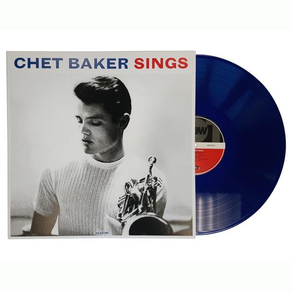 Chet Baker - Sings (colour)