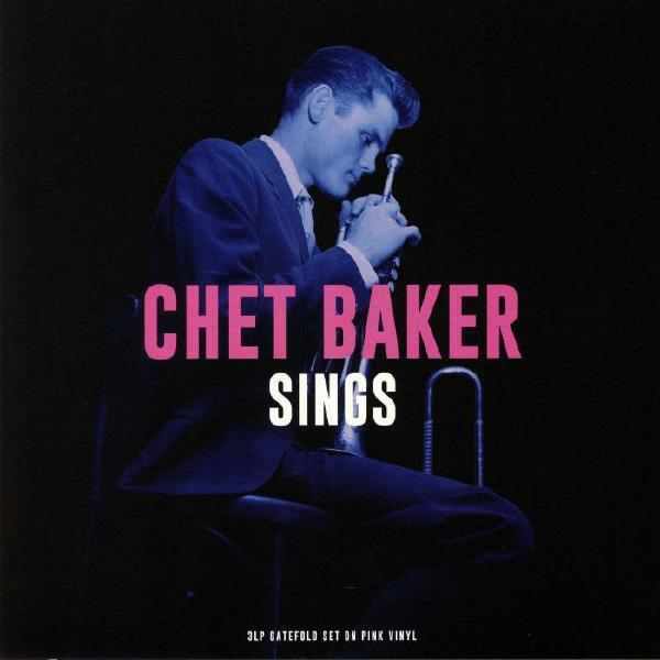 Chet Baker - Sings (colour, 180 Gr, 3 LP)