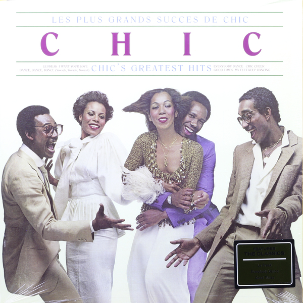 CHIC - Chics Greatest Hits