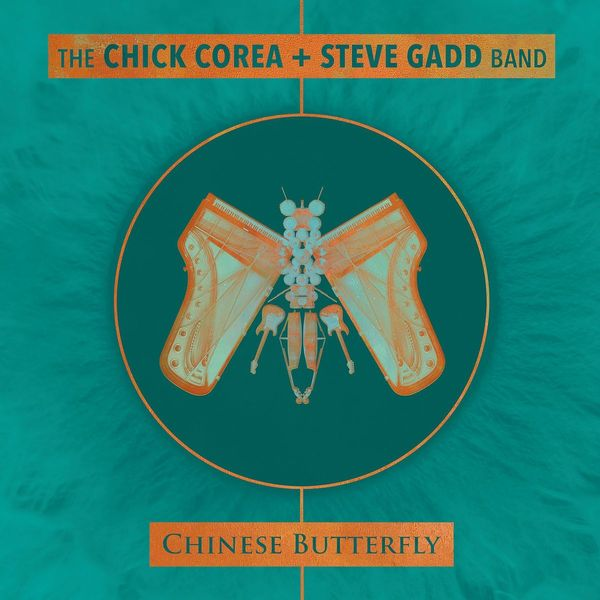 Chick Corea Steve Gadd Chick Corea Steve Gadd - Chinese Butterfly (3 LP) colourful feathers cock large 30x40cm simulation chick hard model home garden decoration gift s1177