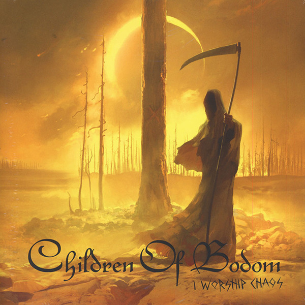 Children Of Bodom Children Of Bodom - I Worship Chaos chaos панама chaos stratus sombrero