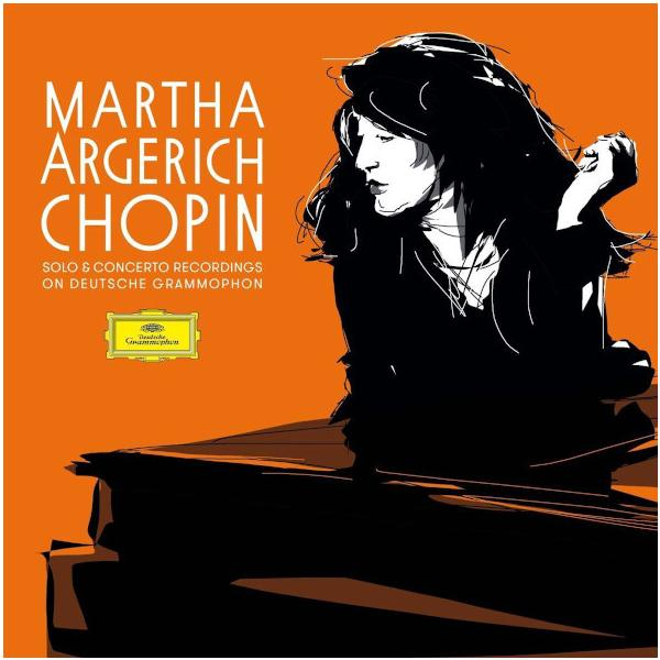 Chopin - Solo Concerto Recordings On Deutsche Grammophon (limited, Box Set, 5 LP)