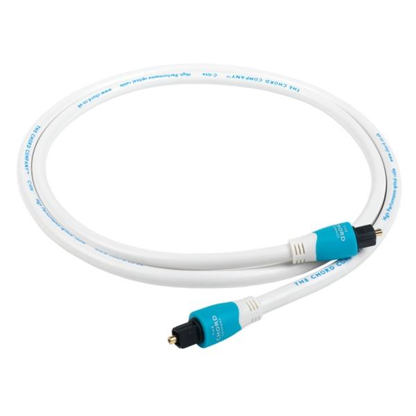 Фото - Кабель оптический Chord C-lite Toslink/Toslink 1 m кабель atcom optical toslink toslink 3 м серебристый черный