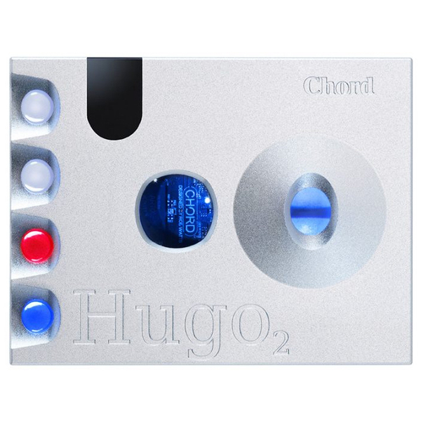 Внешний ЦАП Chord Electronics Hugo 2 Silver chord electronics mojo