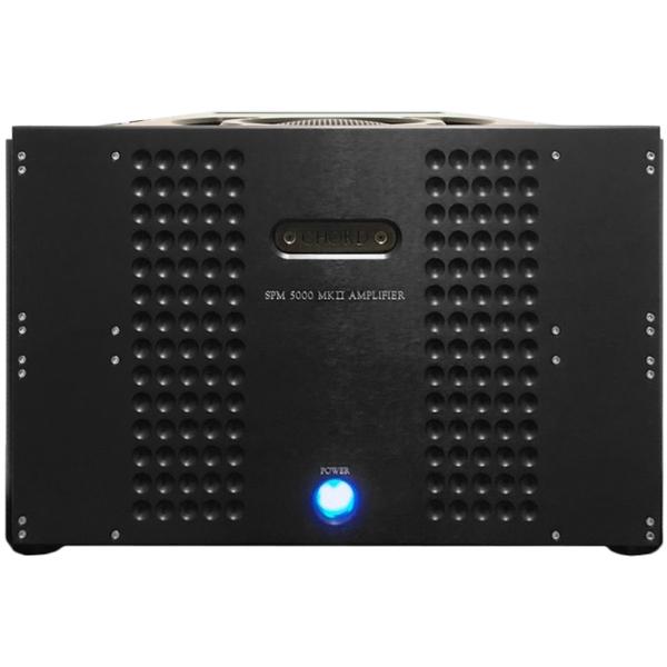 Стереоусилитель мощности Chord Electronics SPM 5000 mk II Black усилитель для наушников chord electronics mojo black