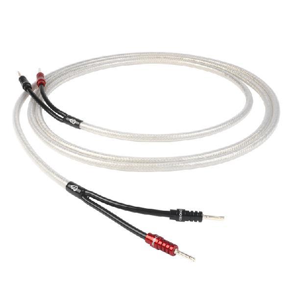 Фото - Кабель акустический готовый Chord Shawline 3 m кабель