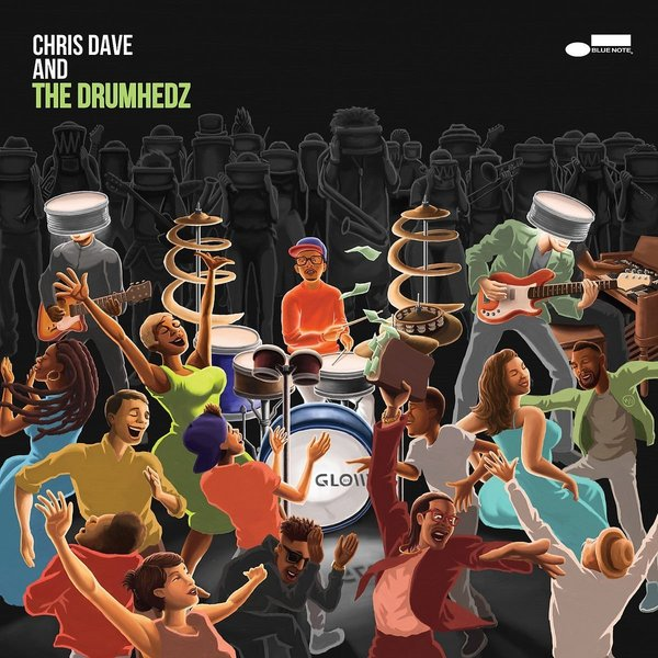 все цены на Chris Dave Chris Dave - Chris Dave And The Drumhedz (2 LP) онлайн