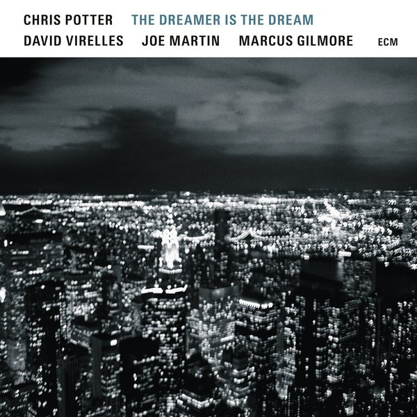 Chris Potter Chris Potter - The Dreamer Is The Dream (180 Gr) harry potter ollivanders dumbledore the elder wand in box prop replica