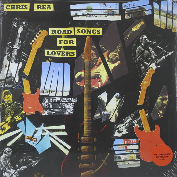 Chris Rea Chris Rea - Road Songs For Lovers (2 LP) bach bachyo yo ma chris thile edgar meyer trios 2 lp