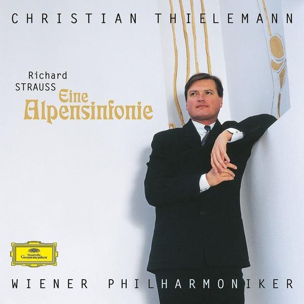 Strauss StraussChristian Thielemann - : Eine Alpensinfonie Op.64 strauss strauss vier letzte lieder