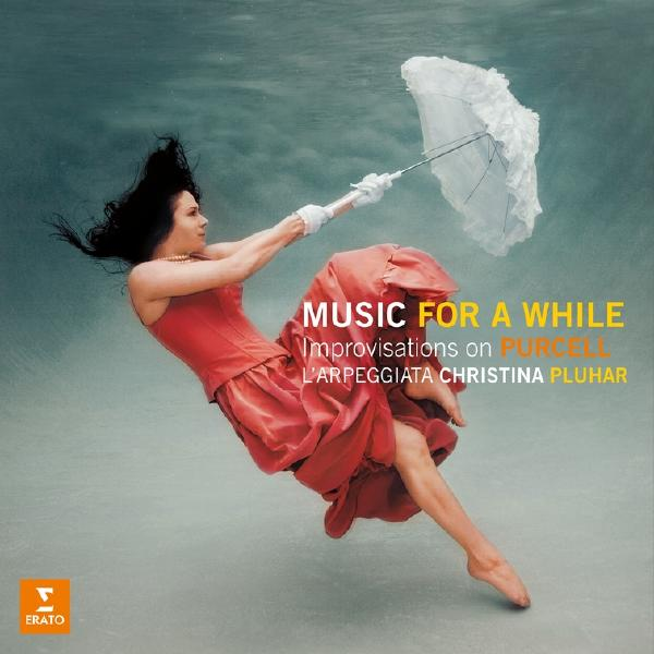 Christina Pluhar / Larpeggiata - Music For A While Improvisations On Purcell (180 Gr, 2 LP)