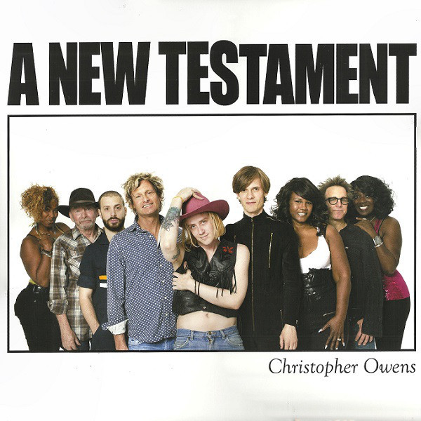 Christopher Owens Christopher Owens - A New Testament (lp + Cd)