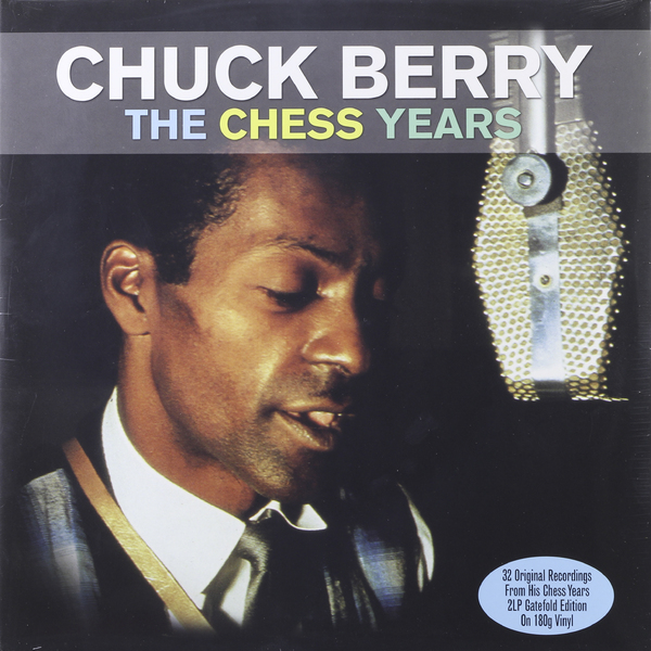 Chuck Berry Chuck Berry - Best Of The Chess Years (2 LP) cd sting the best of 25 years
