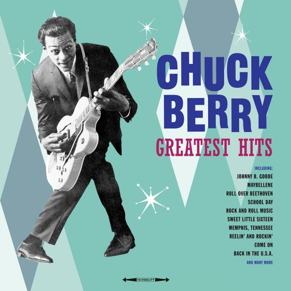 Chuck Berry - Greatest Hits (180 Gr, Reissue)