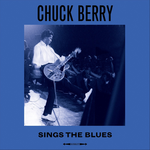 Chuck Berry Chuck Berry - Sings The Blues wa 55 17 5 коробка круг бол